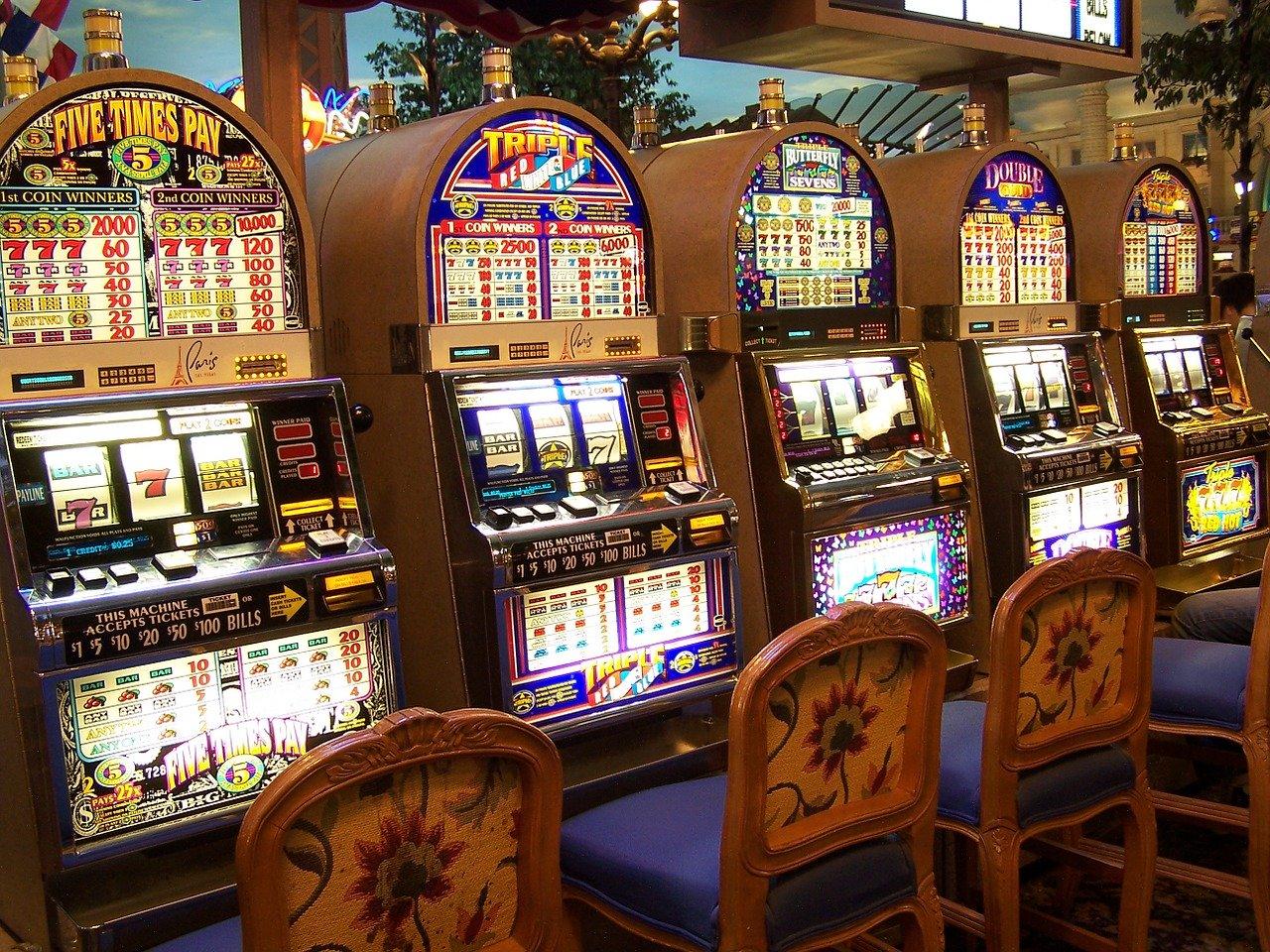 Pourquoi choisir la machine à sous au casino ?