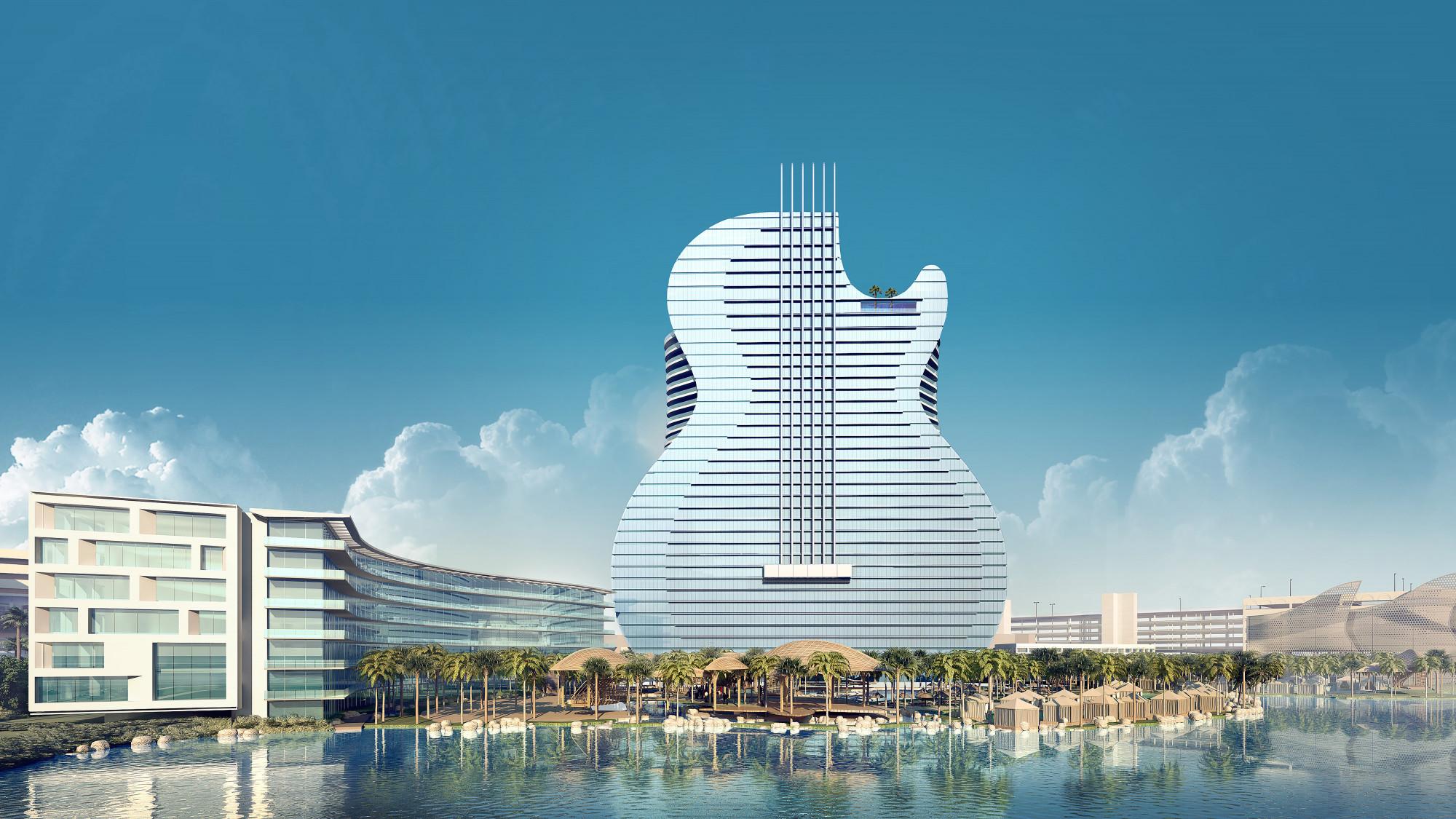 Le projet Hard Rock Casino en Espagne